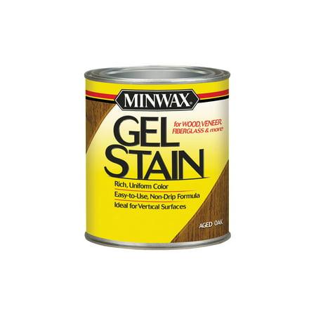 Minwax® Gel Stain Aged Oak, 1-Qt