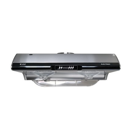 "30 Self Cleaning Range (Chef's C395 30"" Under Cabinet Range Hood 