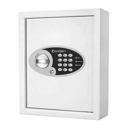 48 Keys Keypad Wall Key Safe