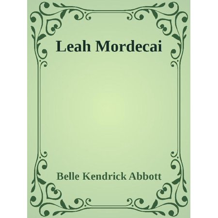 Leah Mordecai - eBook](Mordecai Halloween)