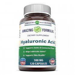 Amazing Formulas Hyaluronic Acid 100 Mg 120 -