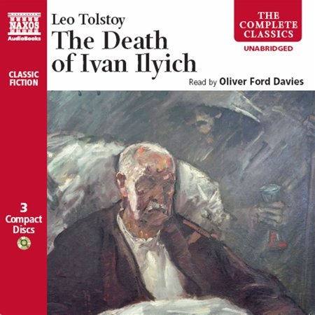 The Death of Ivan Ilyich - Audiobook (Death In The City Of Light Audiobook)