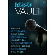 Comedy Central Stand-Up Vault #1 (DVD) (Gabriel Iglesias Halloween)