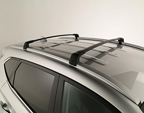 Fits for Hyundai TUCSON 2016-2019 Lockable Roof Rail Racks Cross Bars Crossbars