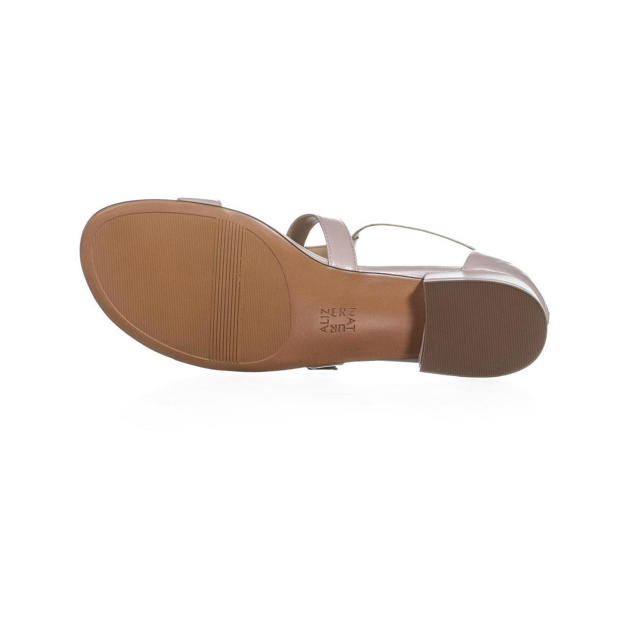 e90cc03d329e naturalizer Mabel Flat Ankle Strap Sandals
