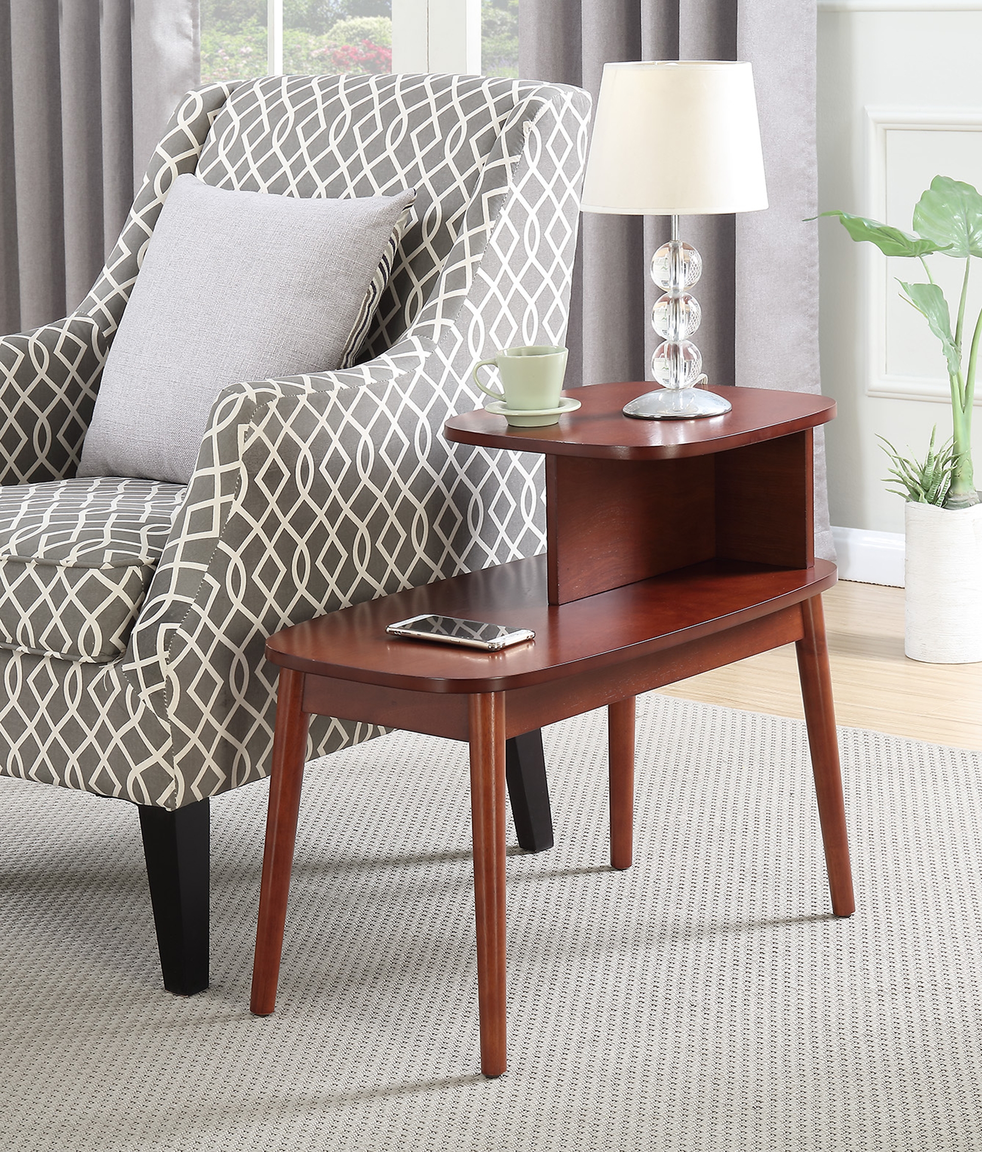 Convenience Concepts Maxwell Mid Century End Table by LIVEDITOR LIGHTING