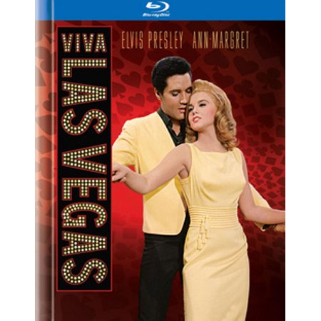 Viva Las Vegas (Blu-ray) (Part Time Jobs In North Las Vegas Nv)