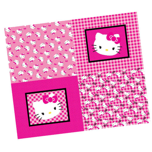 Hello Kitty Creative Squares Pnl Classic by Generic