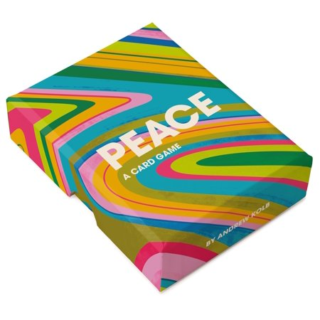 Peace: A Card Game (Other) (Peace Square Card)