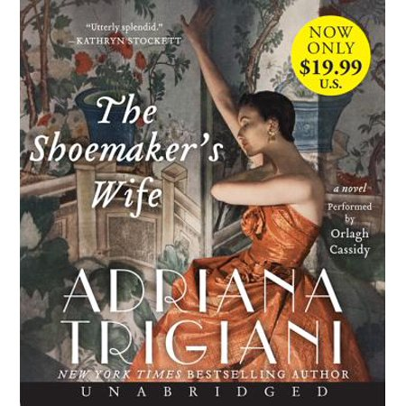 The Shoemaker's Wife Low Price CD (Audiobook)](Low Price Website)