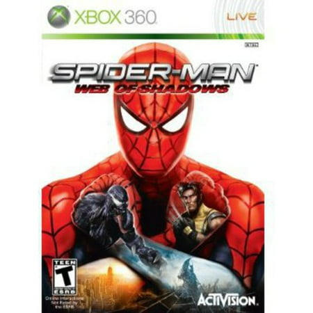 Spider-Man: Web of Shadows - Xbox 360 (The Amazing Spider Man Suit Locations Xbox 360)