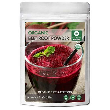 Organic Beet Root Powder (1 lb)