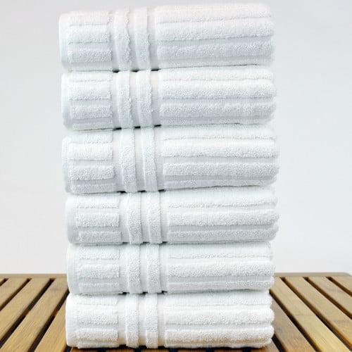 Bare Cotton Hand Towel (Set of 6)