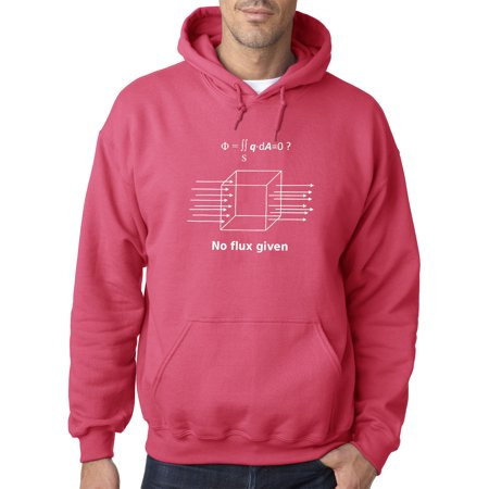 475 - Hoodie No Flux Given Capacitor Equation Sweatshirt