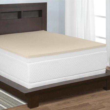 Select Luxury 4-inch Restore-a-Mattress Foam and Memory ...