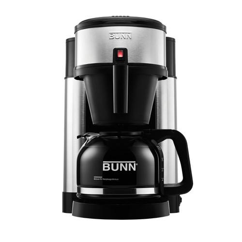 BUNN BX Velocity Brew 10-Cup Coffee Brewer, 38300.0067