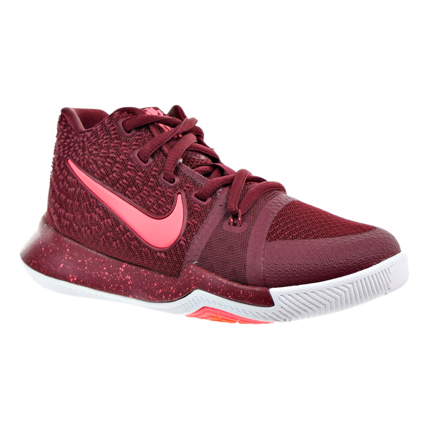 pretty nice d70c6 ee3fa Nike - Nike Kyrie 3 Little Kids (PS) Shoes Team Red/White ...