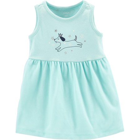 Carters Baby Girls Princess Dog Dress - Carters Halloween Dress