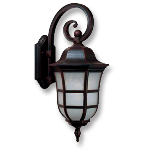 Charlton Home Handover 1-Light Outdoor Wall Lantern