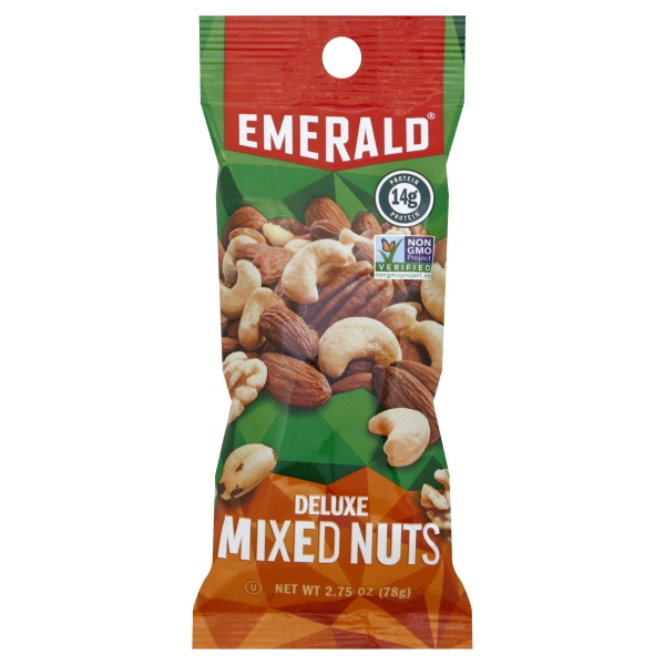 Diamond Foods Emerald  Mixed Nuts, 2.75 oz
