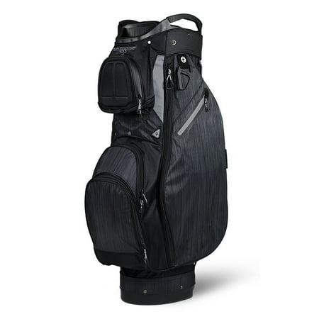 eb6dcd632514 Sun Mountain Ladies Sync (No Logo) Cart Bag - Black / Gray -CLOSEOUT