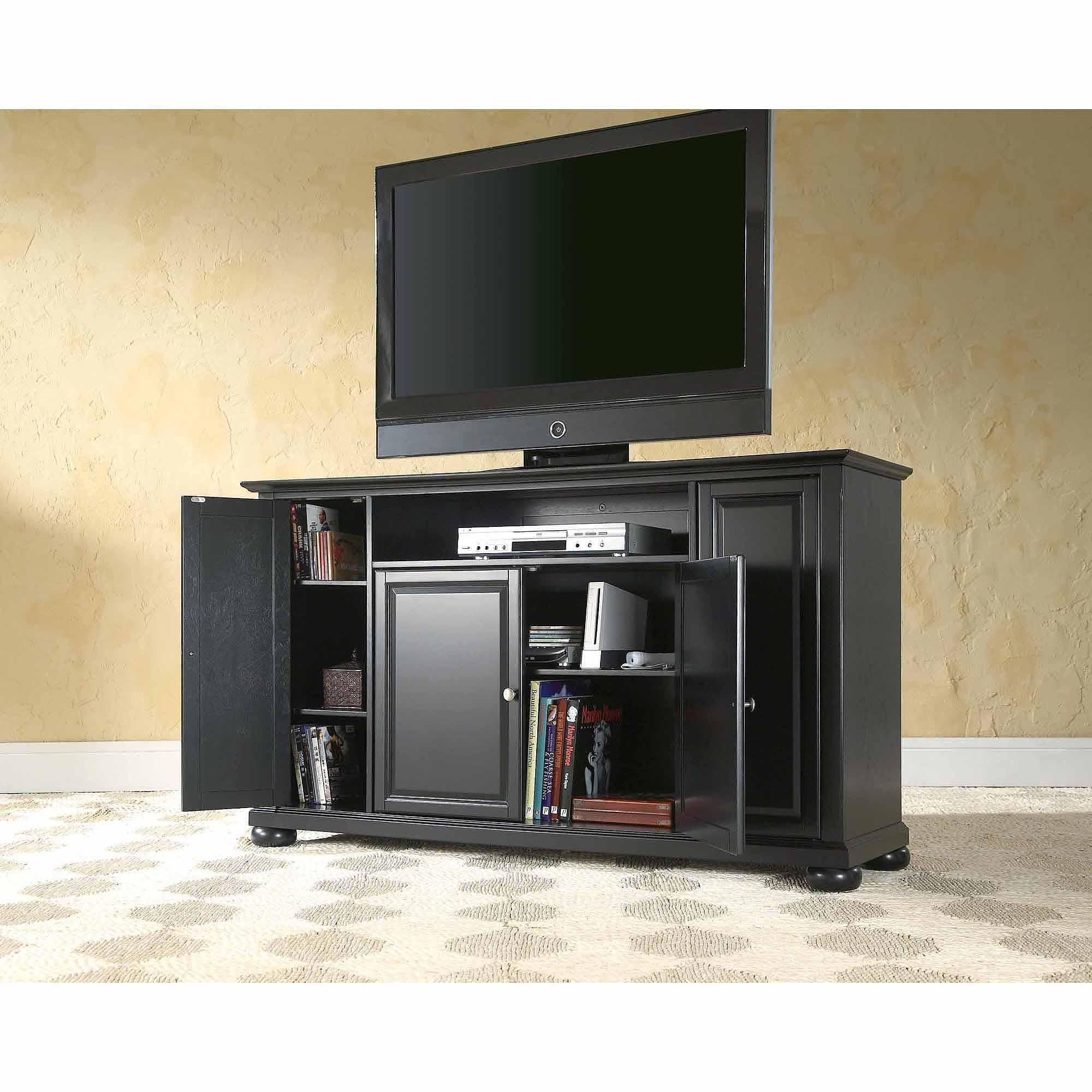 . crosley furniture alexandria tv stand for tvs up to   walmartcom