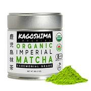 Kagoshima Ceremonial Grade Organic Matcha Green Tea Powder (30g) | 1st Harvest & Pure Japanese