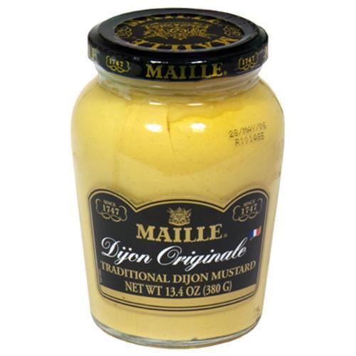 Maille Original Dijon Mustard 13. 4 Ounce 6 Per Case.