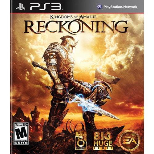 Reckoning: Kingdoms of Amalur (PS3)