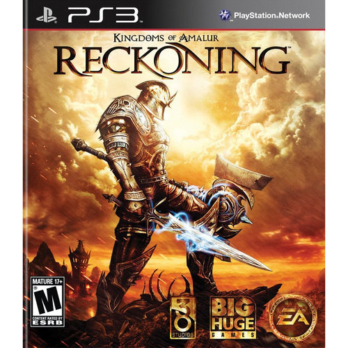 Reckoning: Kingdoms of Amalur (PS3)