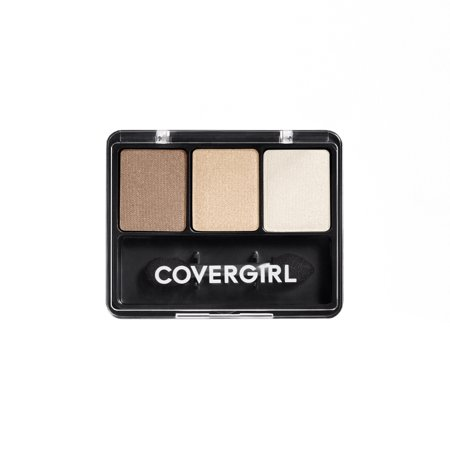 COVERGIRL Eye Enhancers 3-Kit Eyeshadow, 105 Cafe Au Lait](Cool Halloween Eyeshadow)