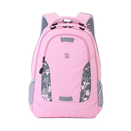 Swiss Gear SA6907 Laptop Computer Tablet Notebook Backpack - for School, Travel, Carry On Luggage, Women, Men, Student, Professi (Swiss Gear Backpack Travel Laptop)