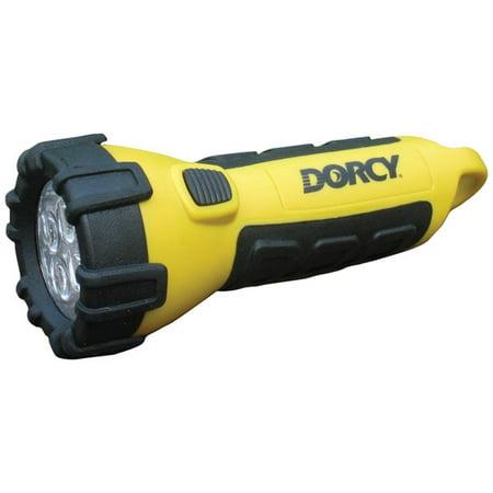 Dorcy® 55-lumen 4-led Carabiner Waterproof Flashlight