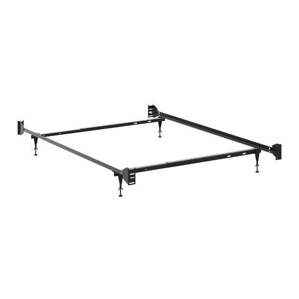 Graco Full Size Crib Conversion Kit Metal Bed Frame Walmart Com