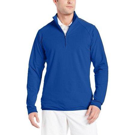 Adidas Golf Sweater - Adidas Golf Men's TaylorMade Puremotion Tour 1/2 Zip Pull Over Sweater Shirt