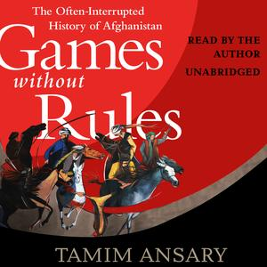 Games without Rules - Audiobook