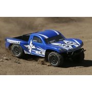 ECX 03015 1/10 Torment 2wd Monster Truck Brushless AVC Ready-to-Run