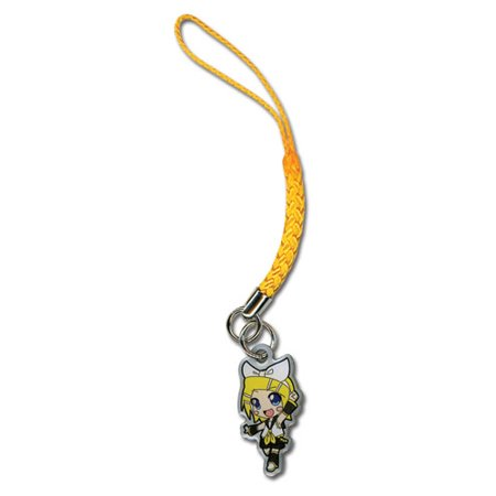 Cell Phone Charm - - New Rin Toys Gifts Animation Licensed ge82575 - Phone Charms