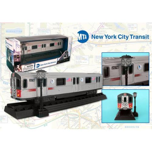 Realtoy RT8555 MTA Diecast Subway Car for Model Cars and Planes