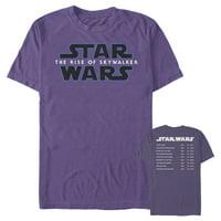 Star Wars: The Rise of Skywalker Men's Movie Premieres T-Shirt