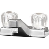 product image mainstays chrome bath faucet - Cheap Bathroom Faucets