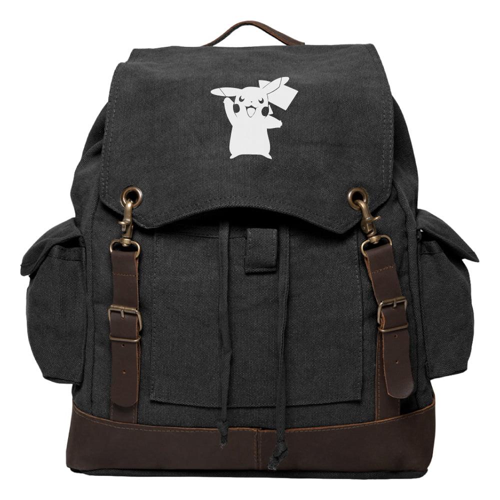 Classic Drawstring Bag-Pikachus Gym Backpack Shoulder Bags Sport Storage Bag For Man Women