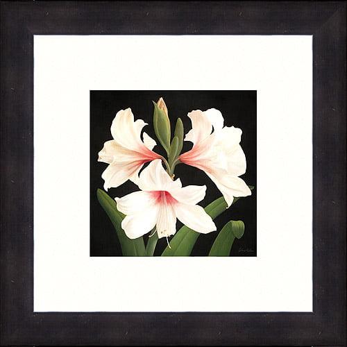 Contemporary Lily I Print