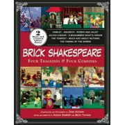 Brick Shakespeare : Four Tragedies & Four Comedies