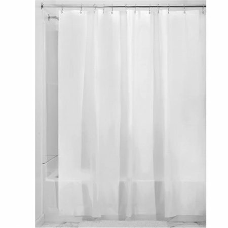 Frost Extra Long Shower Curtain Liner