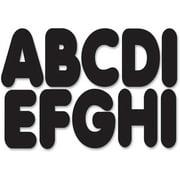Ashley Magnetic Die-cut Letters, Lime Green, 1 Set (Quantity)