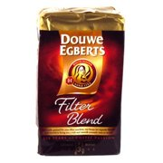 Douwe Egberts Filter Blend Ground Coffee, Medium Roast, 8.8-Ounce (Pack of 1)