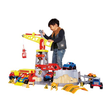 Colossal Construction Zone 127pc](Toys For 7 Year Old Boy)