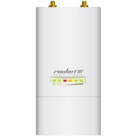 Ubiquiti UBI-ROCKETM2US 2.4 GHz 2x2 MIMO airMAX