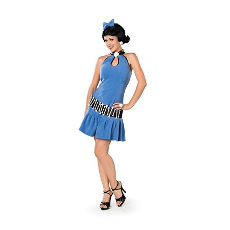 Betty Rubble Adult Halloween Costume